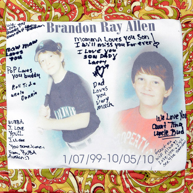 Allen, Brandon Ray