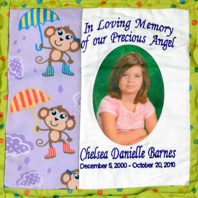 Barnes, Chelsea Danielle