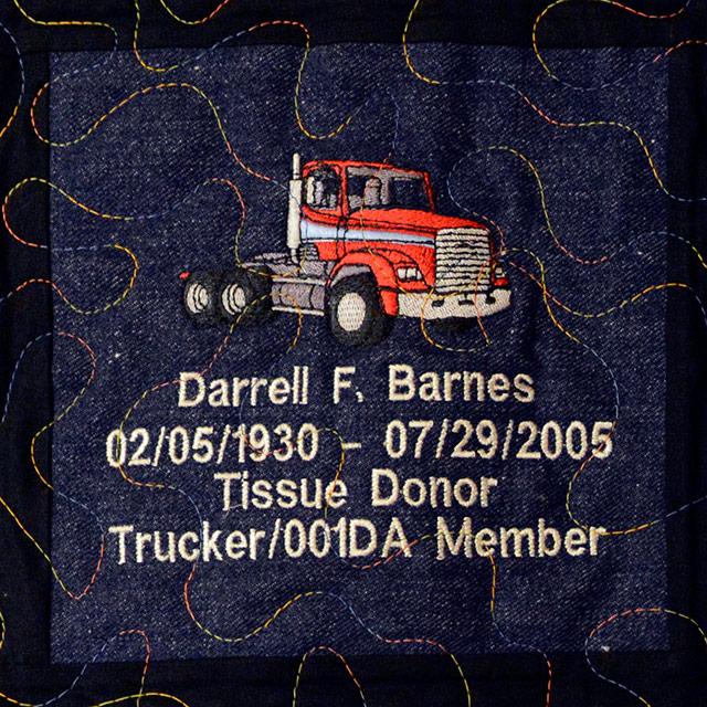 Barnes, Darrell F.