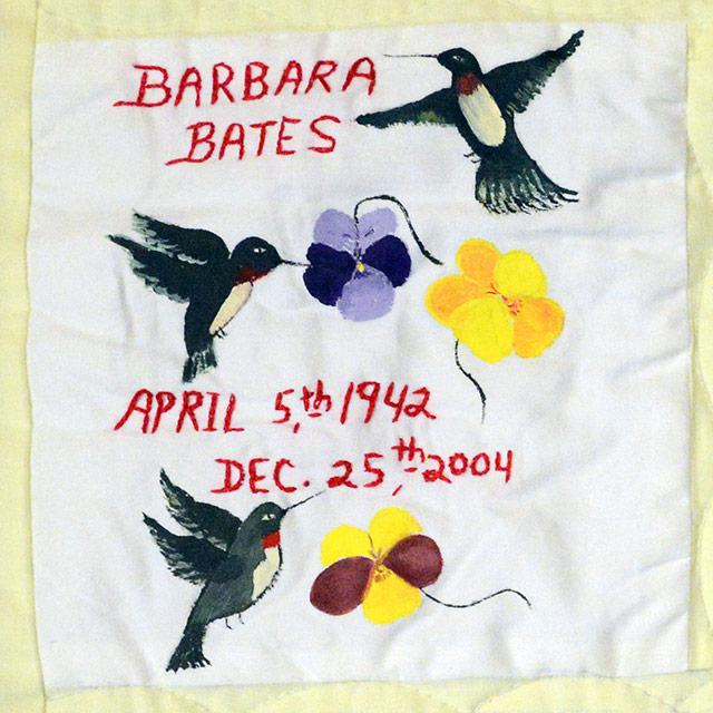 Bates, Barbara