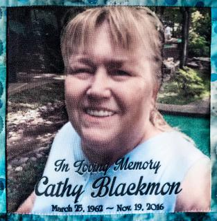 Blackmon, Cathy