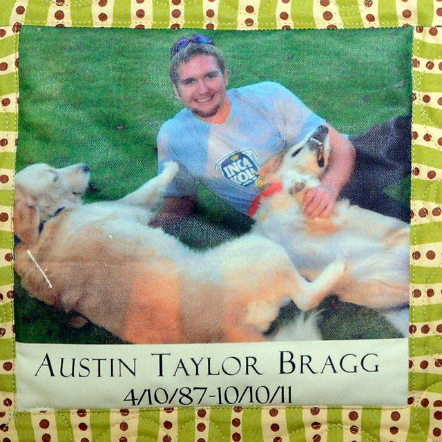Bragg, Austin Taylor