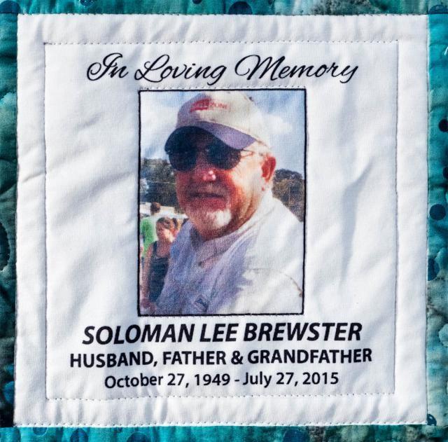 Brewster, Soloman