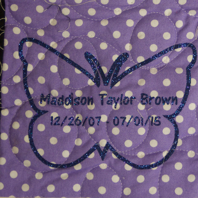 Brown, Maddison
