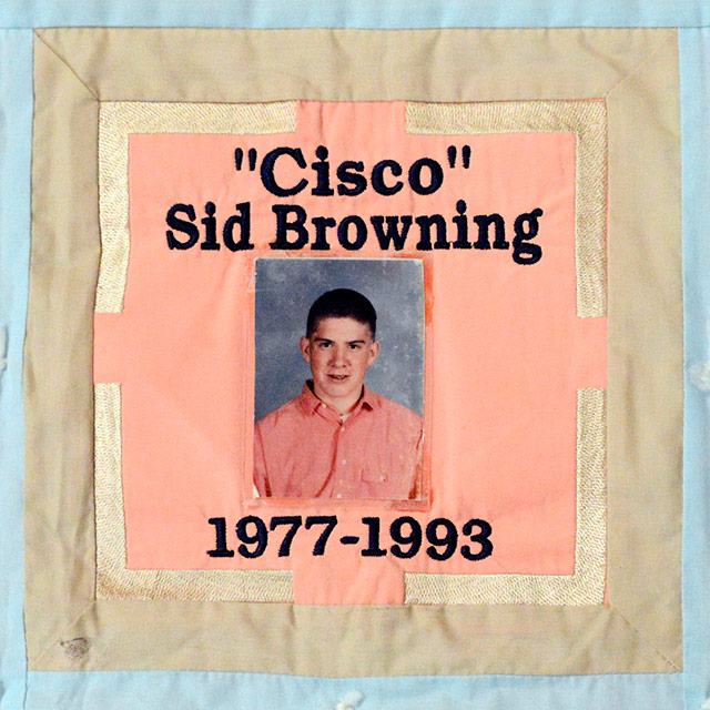 Browning, Sidney 'Cisco' David, Jr.