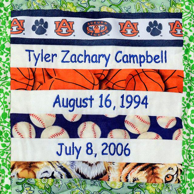 Campbell, Tyler Zachary
