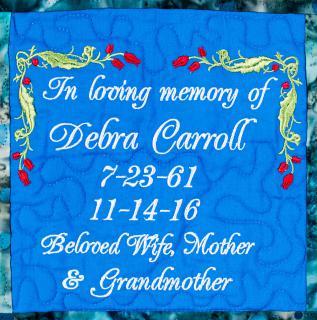 Carroll, Debra