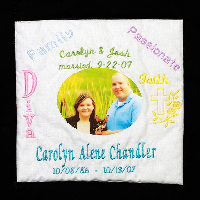 Chandler, Carolyn Alene