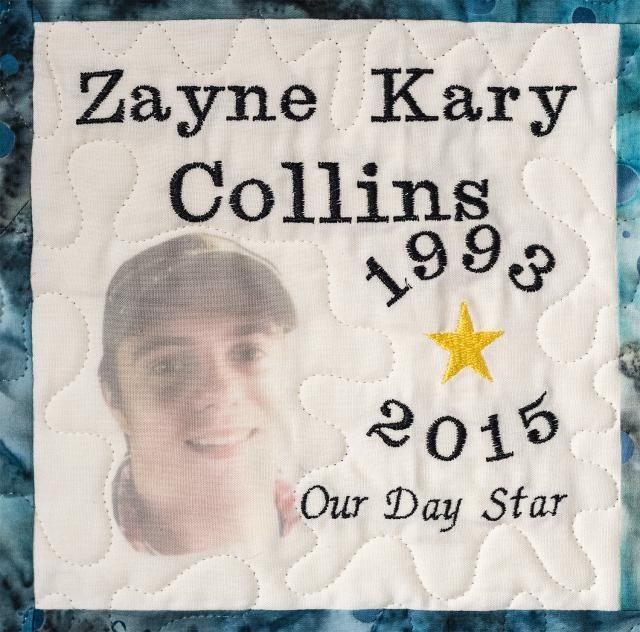 Collins, Zayne