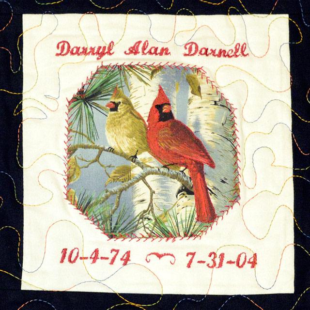 Darnell, Darryl Alan