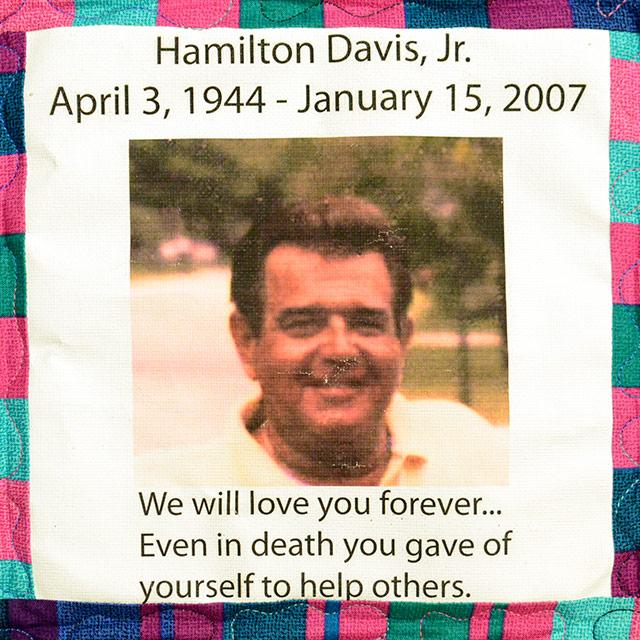 Davis, Hamilton, Jr.