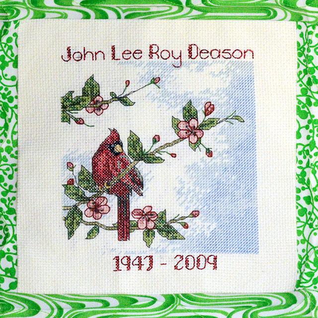 Deason, John Lee Roy