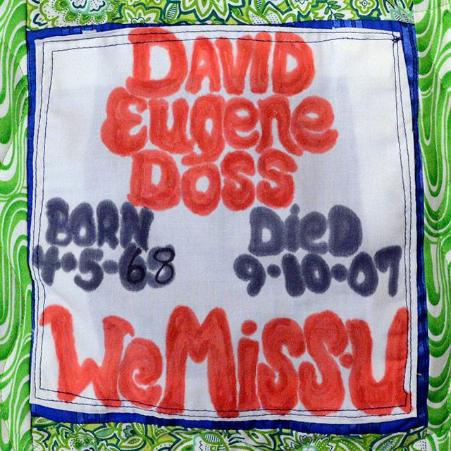 Doss, David Eugene