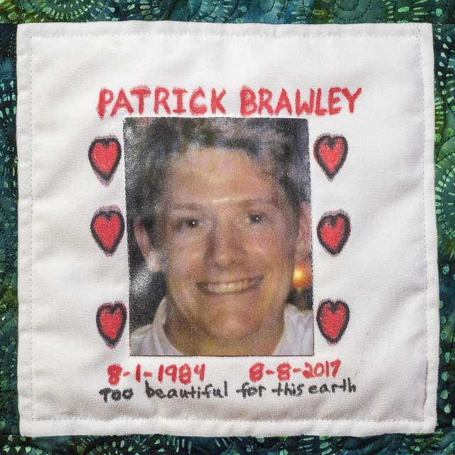 Brawley, Patrick
