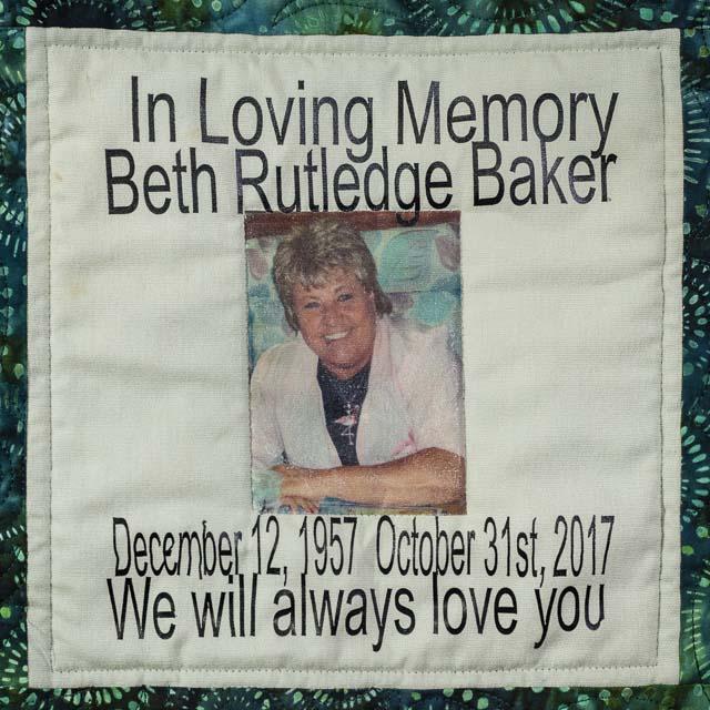 Baker, Elizabeth