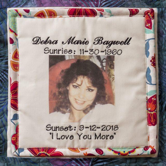 Bagwell, Debra Marie