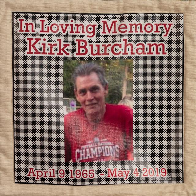 Burcham, Kirk