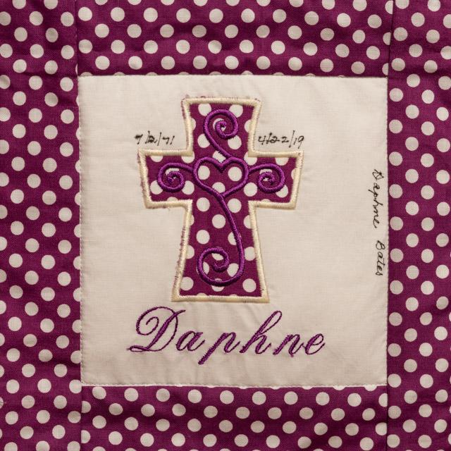 Bates, Daphne