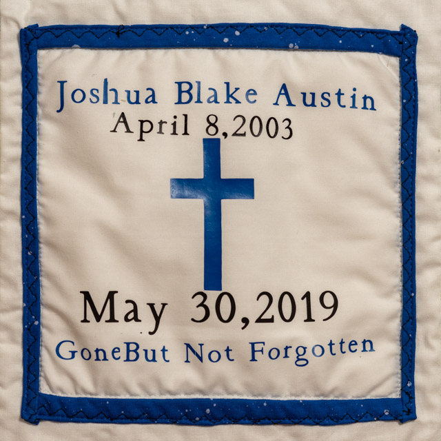 Austin, Joshua Blake
